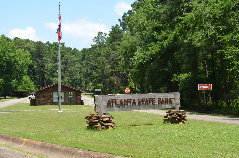 Atlanta State Park Wright Patman Lake