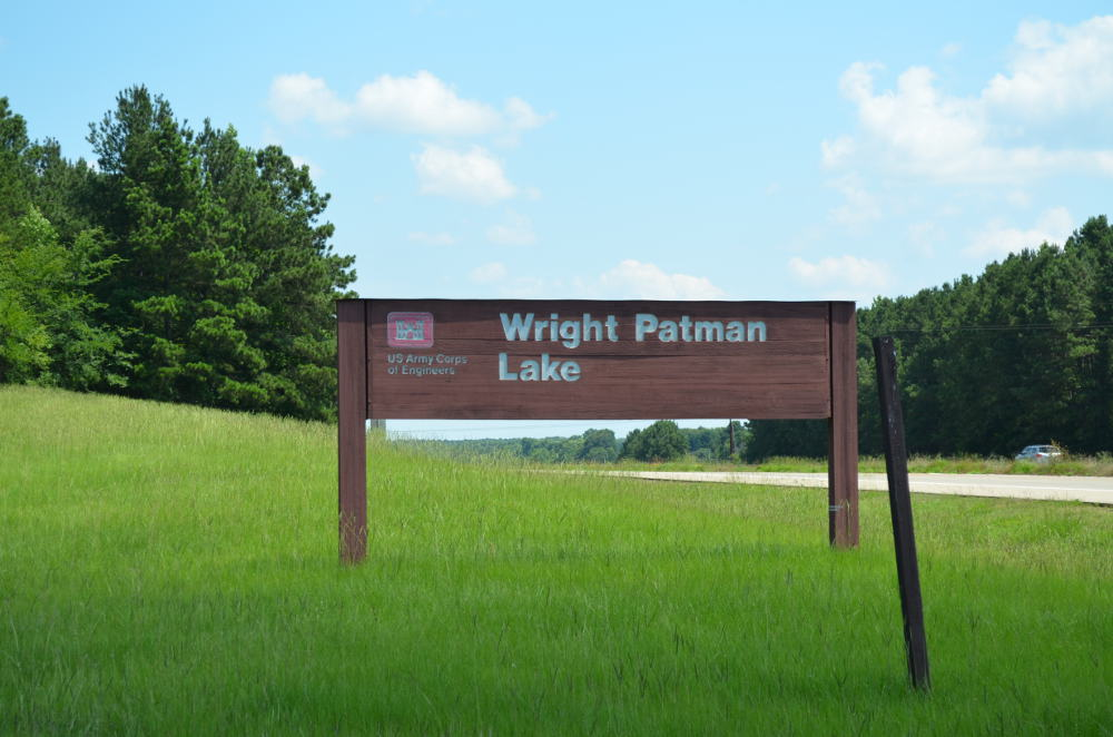 Wright Patman Lake
